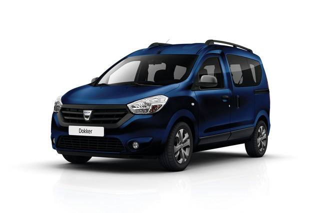 Dacia : une série limitée anniversaire pour tous les modèles de la gamme 1285736637016