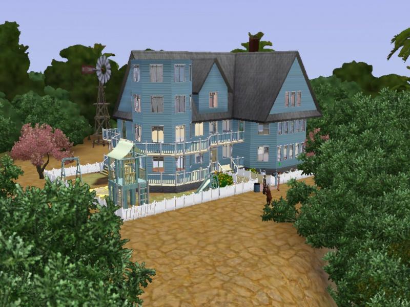 [Challenge sims 3] L'île Perdue 130070Screenshot145