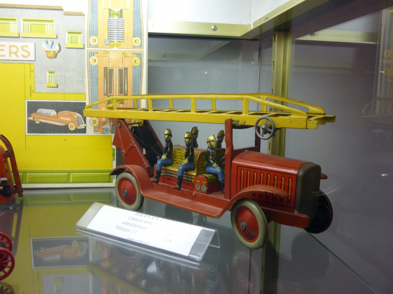 Musée des pompiers de MONTVILLE (76) 130914AGLICORNEROUEN2011126