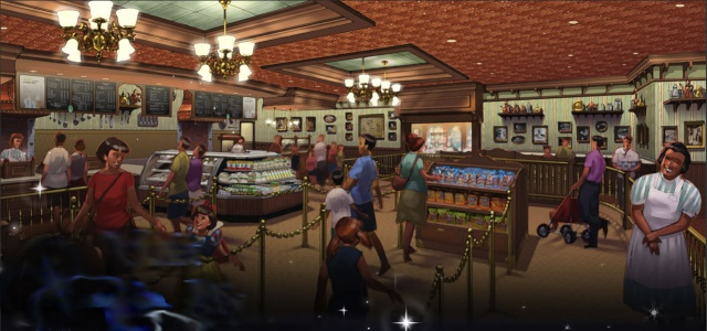 [Nouveau] Starbucks aux Disney's Hotel Cheyenne, Disney's Hotel Santa Fé (avril 2017) & Disney's Sequoia Lodge (automne 2017) - Page 2 130975w403