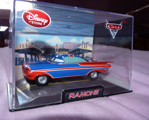 [DS] Ma collection Disney Store 132179ramone