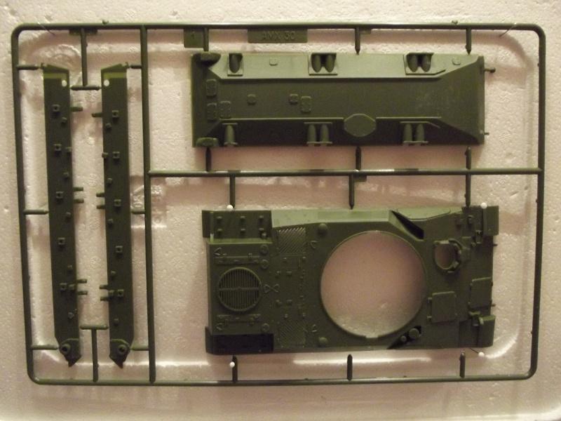AMX 30 canon de 105 1/35ème Réf L 810 132381HellerAMX30105810015
