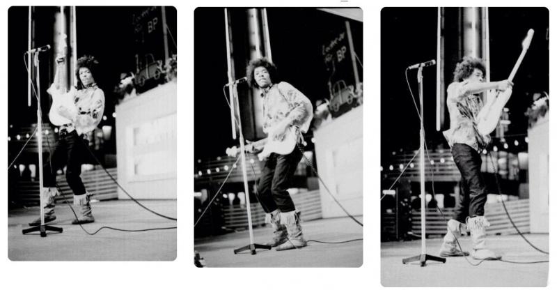 Stockholm (Stora Scenen) : 4 septembre 1967 [Premier concert] 133239182426