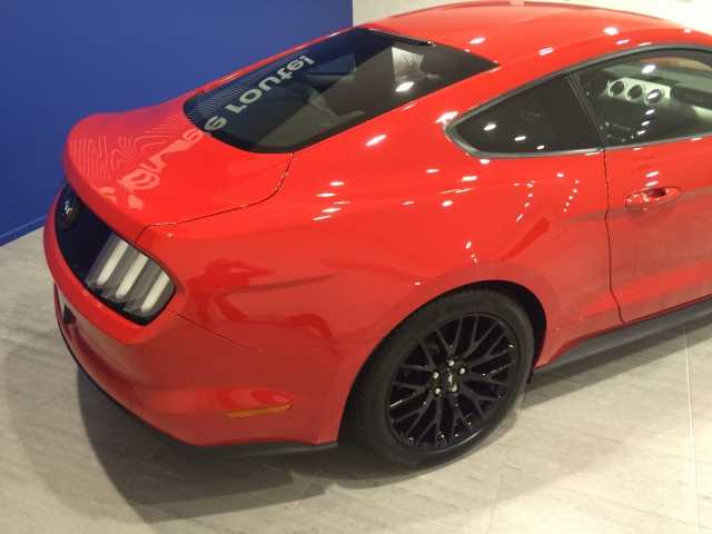 Ford Mustang Fastback V8 GT - Page 3 133639IMG2490