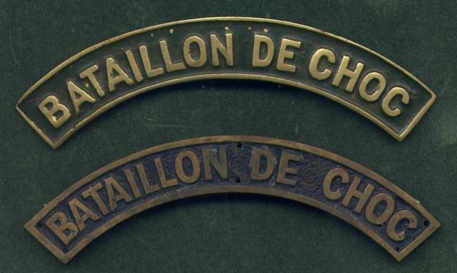 LES INSIGNES DU BATAILLON DE CHOC 1943/1963. - Page 2 135132File0040