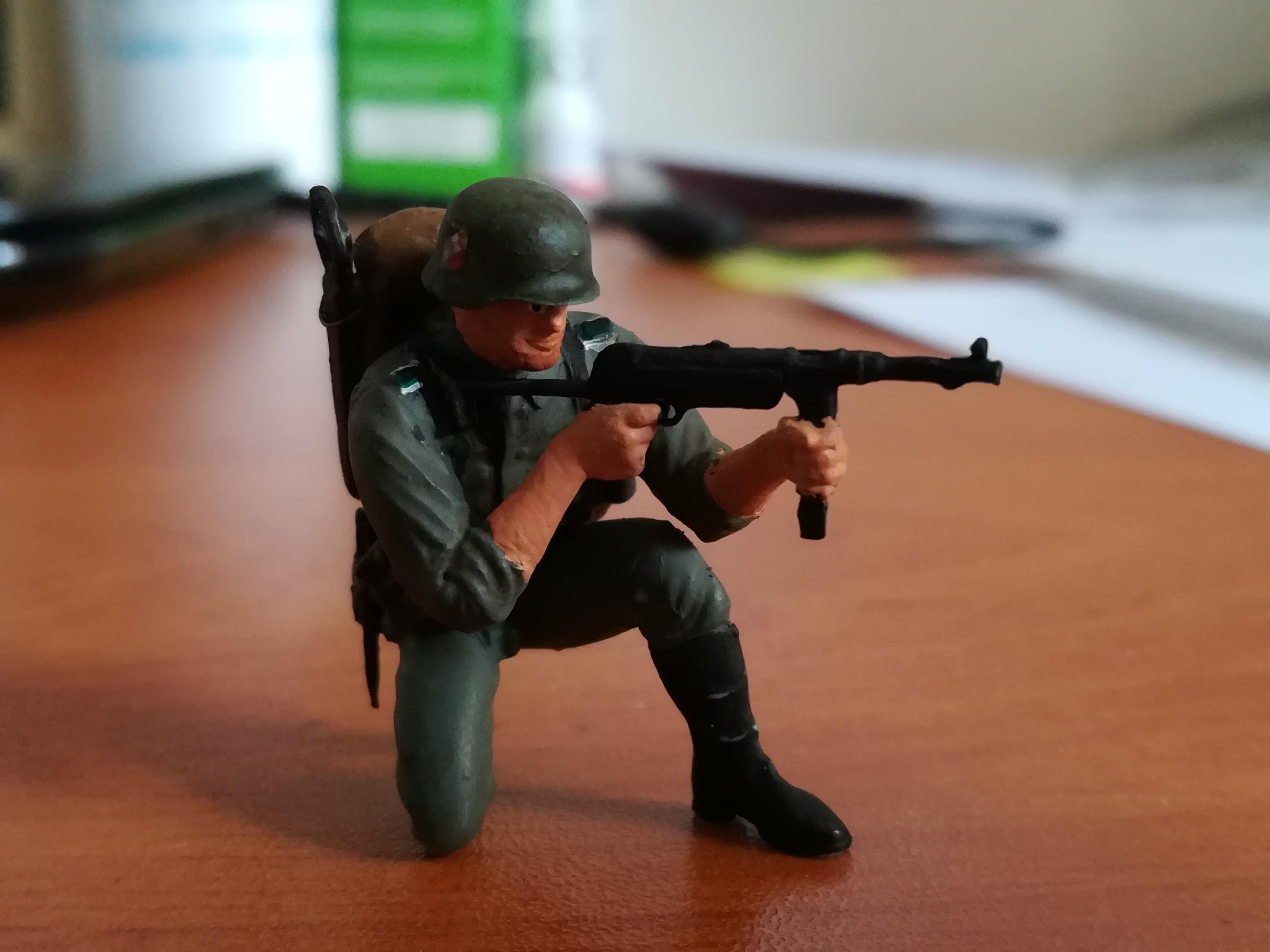 Front de l'Est, 1942 - T34 et Wehrmacht - Zvezda - 1/35 135195IMG20170916105009