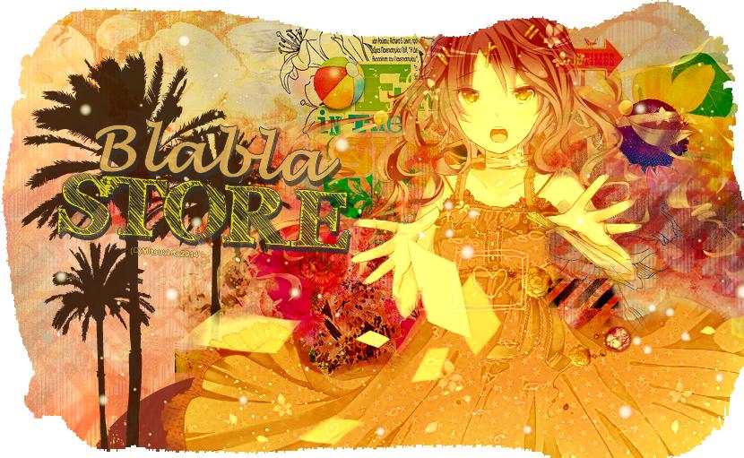 [GALERIE-MISSION] Mitsu'Art - Page 3 135556BlablaStorethmeprintempettjaune10