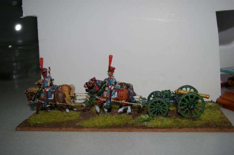 de nouveaux essai en 28mm!artilleurs a cheval de la garde!1er empire  136119artgarde003