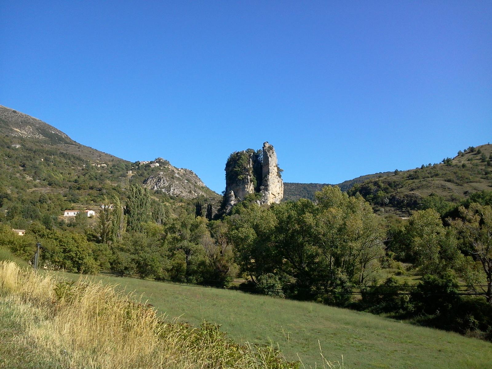 Voyage (petit) à la limite de la drome provençale et du vaucluse. 137162Photo0662
