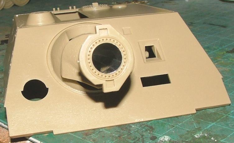 STURMTIGER [ TAMIYA 177 ] +Photodécoupe [ EDUARD 35381 & 35366]  (Montage en cours) 137840DSCF0614