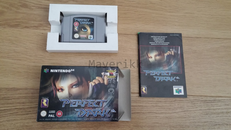 Maverikk is now collecting :) - Page 11 138095PerfectDark