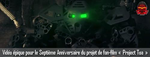 [Vidéo] Une superbe séquence de 12 minutes du fan-film Project T.O.A 138128actuProjectToa