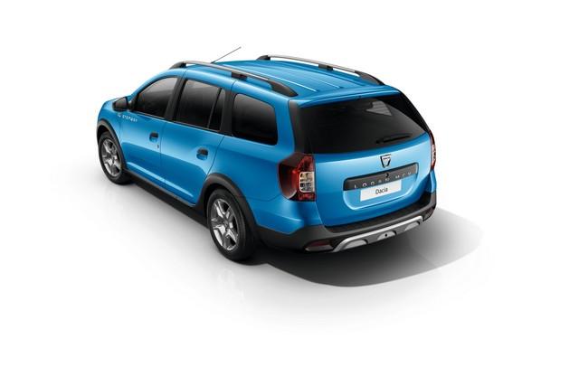 Et de quatre ! La famille Stepway s'agrandit avec Nouvelle Dacia Logan MCV Stepway 1390338734116
