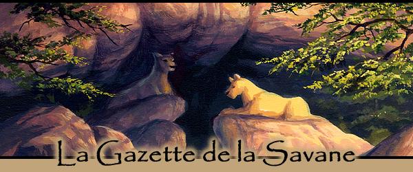 [N°15] La Gazette de la Savane (Mars 2015) 139222gazetteheader02v2