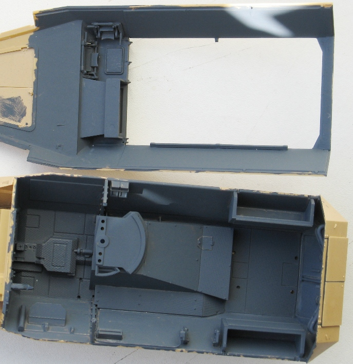 Sd.Kfz 251/9 Ausf.C - AFV CLUB - 1/35 139409modles126001