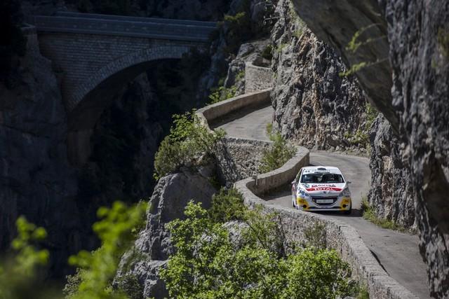 208 Rally Cup - 62ème Rallye du Var (7/7) - Un final en fanfare ! 1405955741698ed1d57