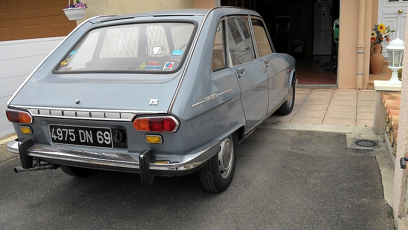 [laucox] Renault 16 TS 1969  - Page 2 141017IMG20140404180344718