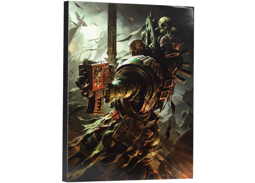 Codex Dark Angels et nouvelles figurines - Page 2 141299Codex1