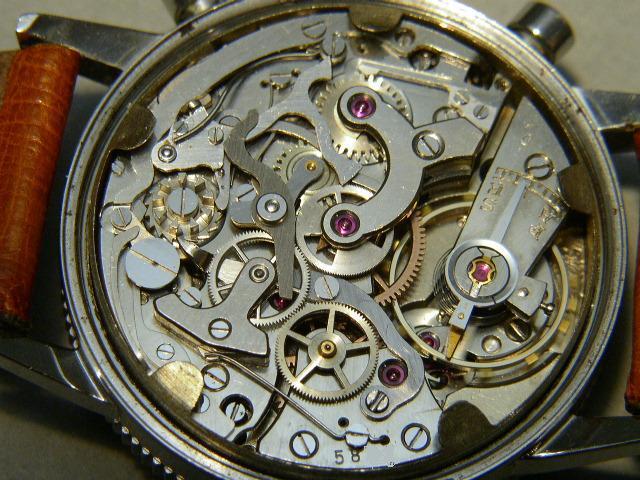 flieger - montres de pilote type 20 ... et .. autre militaire .. - Page 6 143071Valjoux222