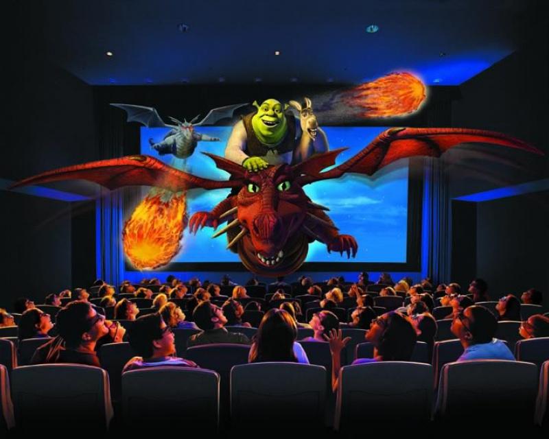 [18-31 octobre 2014] Voyage de noces à Walt Disney World et à Universal - Page 25 143107Shrek4D1