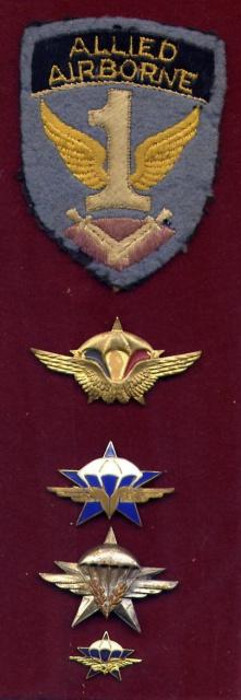 Souvenirs du 1er R.C.P. 43/45 1432581erRCP