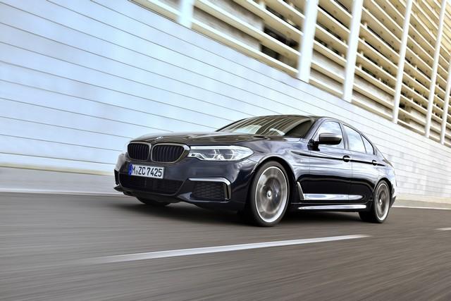 La nouvelle BMW M550i xDrive 143366P90244772highResthenewbmwm550ixd