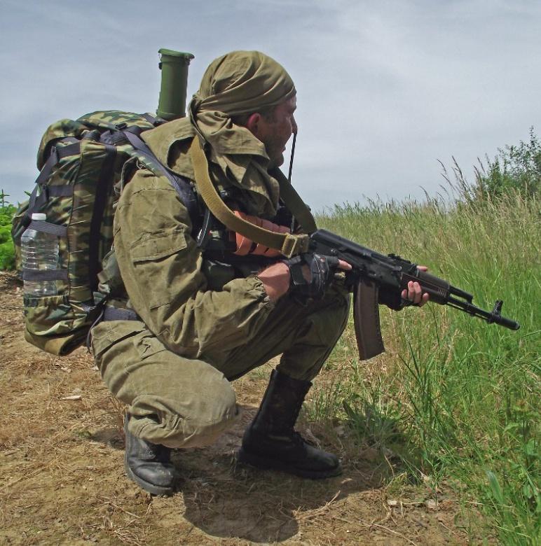 SPETSNAZ GRU Chechnya 1999 14356720140526173342