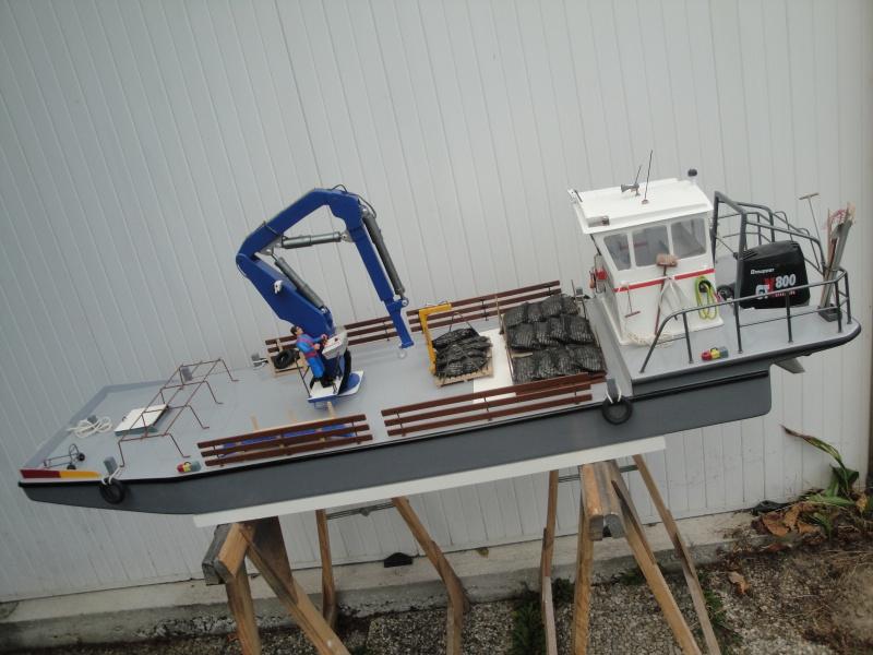Barge ostreicole au1/10° A VENDRE 144170DSC04577