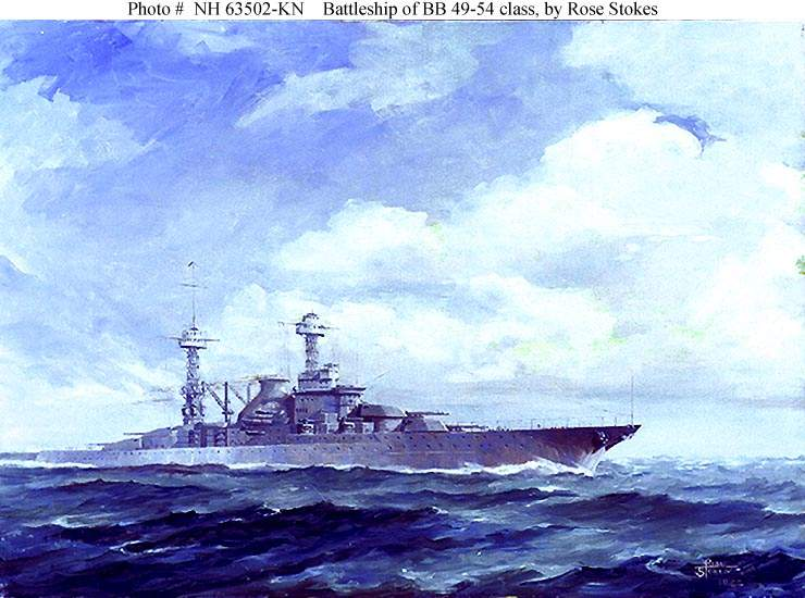 USN CROISEURS LOURDS CLASSE NEW ORLEANS  145883Cuirasse_USS_South_Dakota
