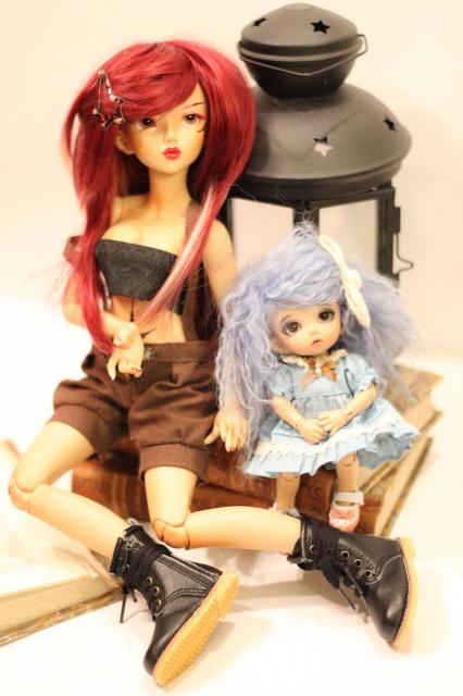 Delirium's Dolls~ Kinokojuice Haine P8 146299andy5