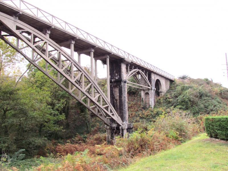 Chemin de fer des Côtes du Nord - le viaduc de Caroual (Erquy) 147256IMG6530