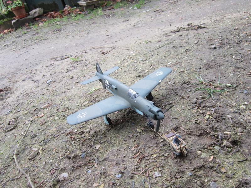 Dornier 335 A PFEIL de Tamiya au 1/48 par Pascal 94 147422IMG4147