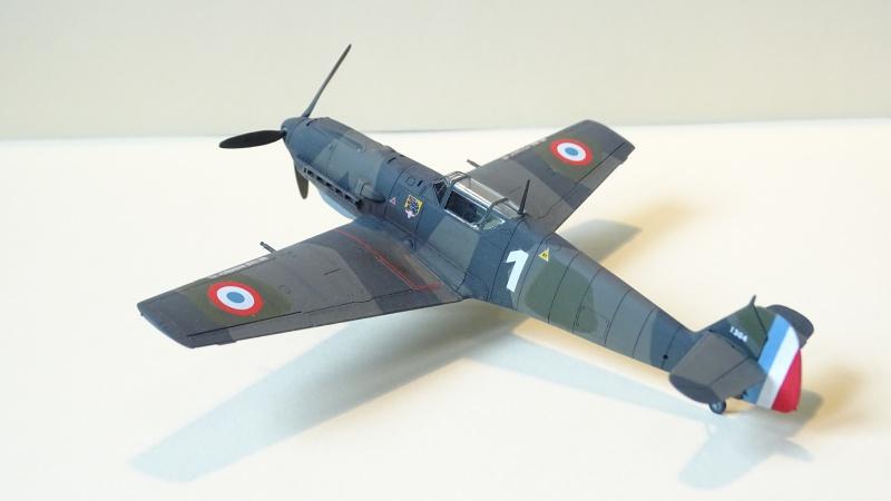 [ Tamiya ] Bf 109 E3 WNr 1304 du JG 76 capturé le 22/11/1939  148342DSC04021