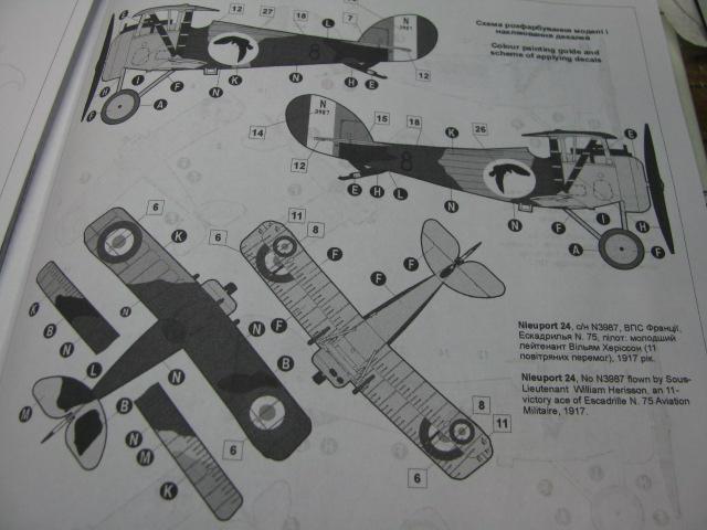 Nieuport 24 Roden 1/32 148431IMG2160