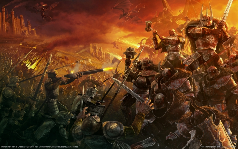 Warhammer : Mark of Chaos 148658WarhammerMarkofChaos1