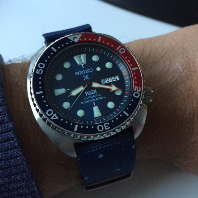 Votre montre du jour - Page 33 150095TurtlePADI014