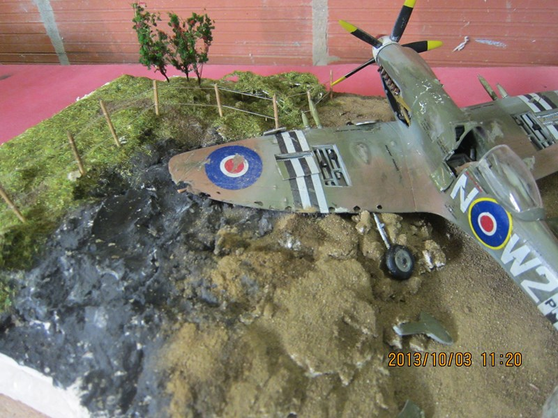 Spitfire au 32 de chez Matchebox 150301IMG1309Copier