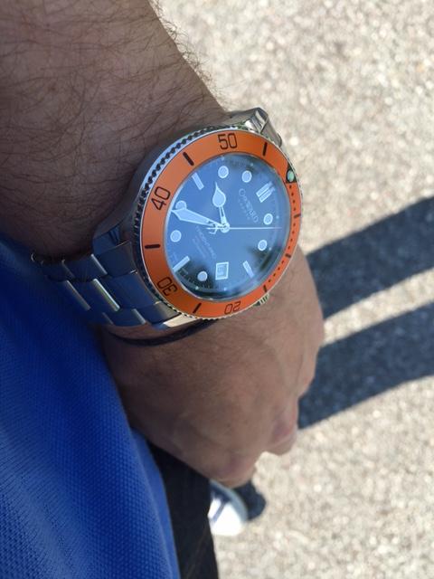 La montre du vendredi, le TGIF watch! - Page 6 150452Trio14