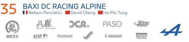 Alpine deuxième et troisième LMP2 sur la grille des 24 Heures du Mans 1505717730416