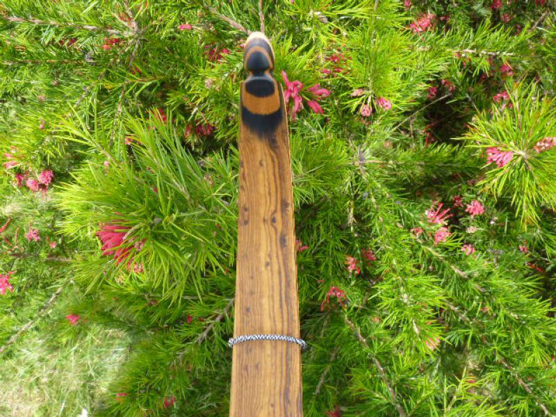 Chinook de Dan Toelke ( montana bows) 150585P1080349