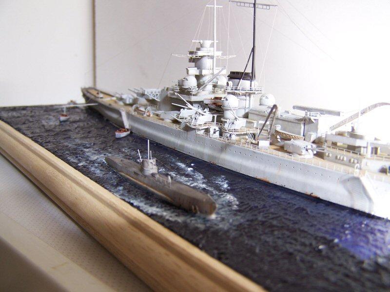 Dkm Scharnhorst 1938/39 airfix 1/600 - Page 4 151827Dkm_Scharnhorst_098