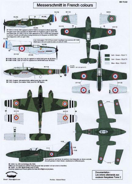Bf 109 E3 WNr 1304 du JG 76 capturé le 22/11/1939 [Tamiya 1/72]  (Terminé) 152848103710BD720821
