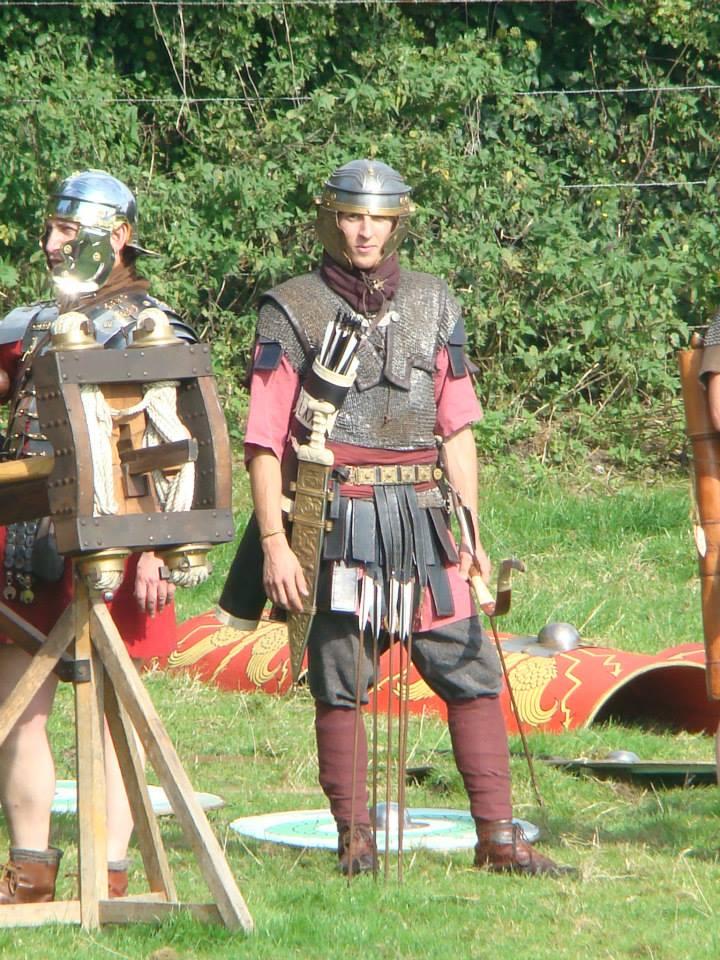 Version d'un archer légionnaire de C. Ben. Fulgor 15286713781847250484908551751123213314n