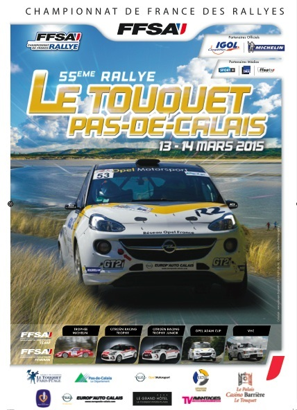 55ème Rallye Le Touquet Pas-de-Calais (12 au 14 mars 2015) : Opel Motorsport dans les starting blocks 155565OpelRallyeLeTouquetPasDeCalais