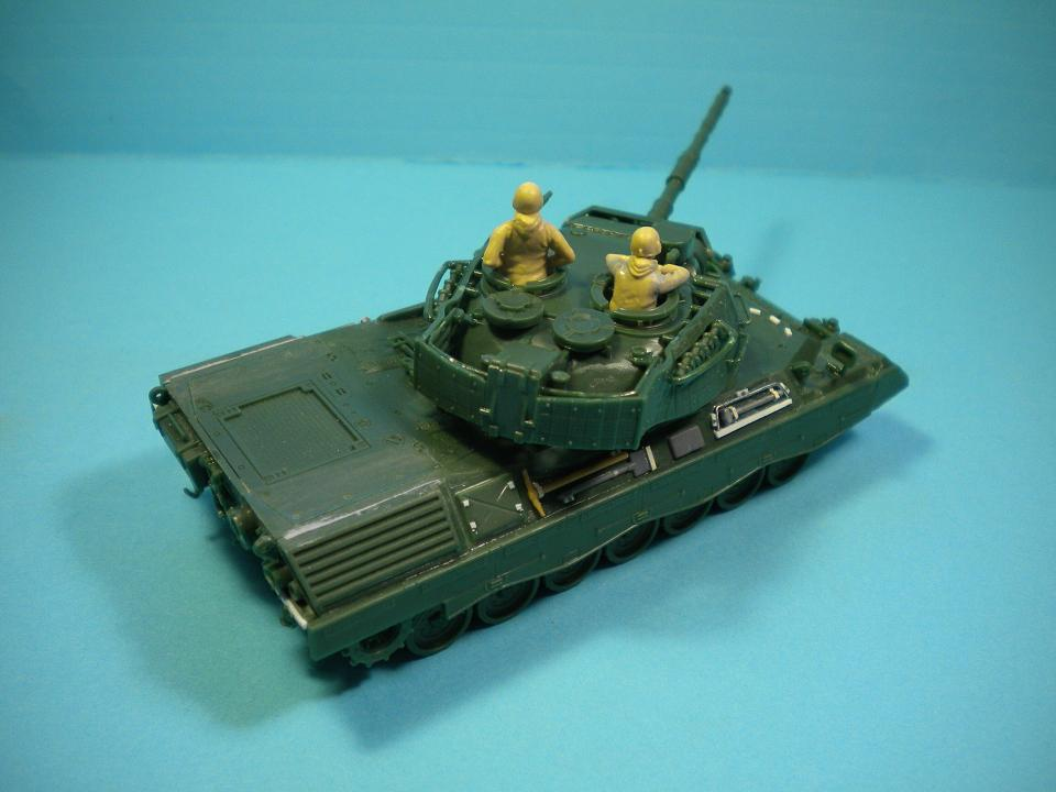 Leopard 1A5 (ITL) KFOR - 1/72° 1560483
