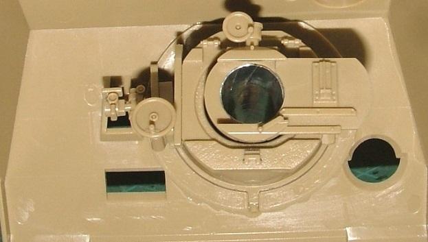 STURMTIGER [ TAMIYA 177 ] +Photodécoupe [ EDUARD 35381 & 35366]  (Montage en cours) 156709DSCF0612