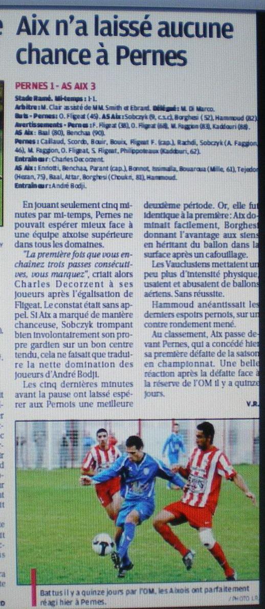 Pays d'Aix FC  AIX-EN-PROVENCE // PH  - Page 2 158118IMGP2359