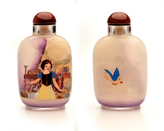 [Collection] Disney Fine Art Glass by Collectors Editions 158162Portrait20of20Innocence2035x2