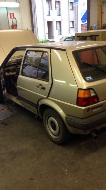 Golf2 1985 - 1.8 8V CLEAN 158592IMG0170