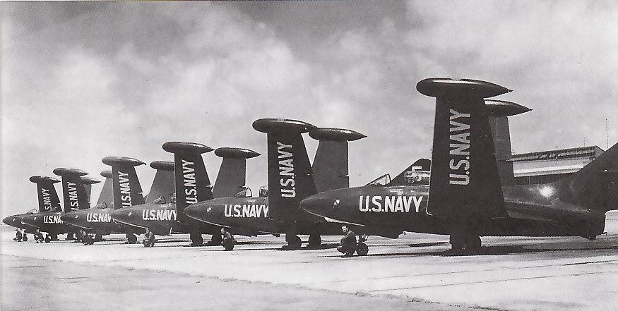 GRUMMAN F9F PANTHER  158642F9F_2_Blue_Angels
